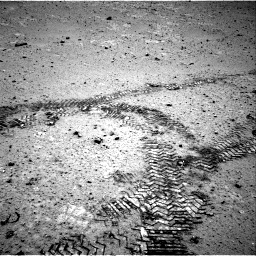 Nasa's Mars rover Curiosity acquired this image using its Right Navigation Camera on Sol 356, at drive 552, site number 11