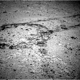 Nasa's Mars rover Curiosity acquired this image using its Right Navigation Camera on Sol 356, at drive 564, site number 11