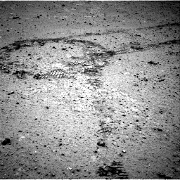 Nasa's Mars rover Curiosity acquired this image using its Right Navigation Camera on Sol 356, at drive 570, site number 11