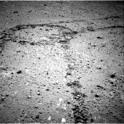 Nasa's Mars rover Curiosity acquired this image using its Right Navigation Camera on Sol 356, at drive 576, site number 11