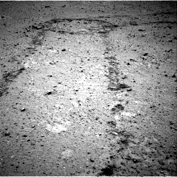Nasa's Mars rover Curiosity acquired this image using its Right Navigation Camera on Sol 356, at drive 594, site number 11