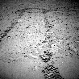 Nasa's Mars rover Curiosity acquired this image using its Right Navigation Camera on Sol 356, at drive 606, site number 11