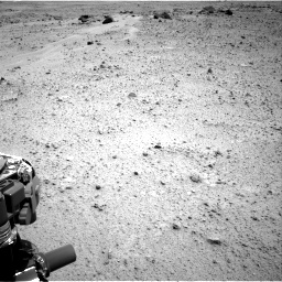 Nasa's Mars rover Curiosity acquired this image using its Right Navigation Camera on Sol 356, at drive 738, site number 11