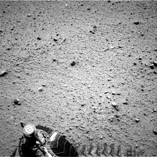 Nasa's Mars rover Curiosity acquired this image using its Right Navigation Camera on Sol 356, at drive 748, site number 11