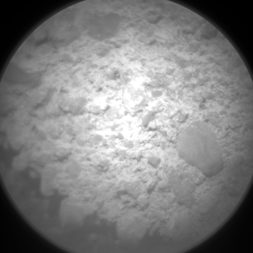 NASA's Mars rover Curiosity acquired this image using its Chemistry & Camera (ChemCam) on Sol 358