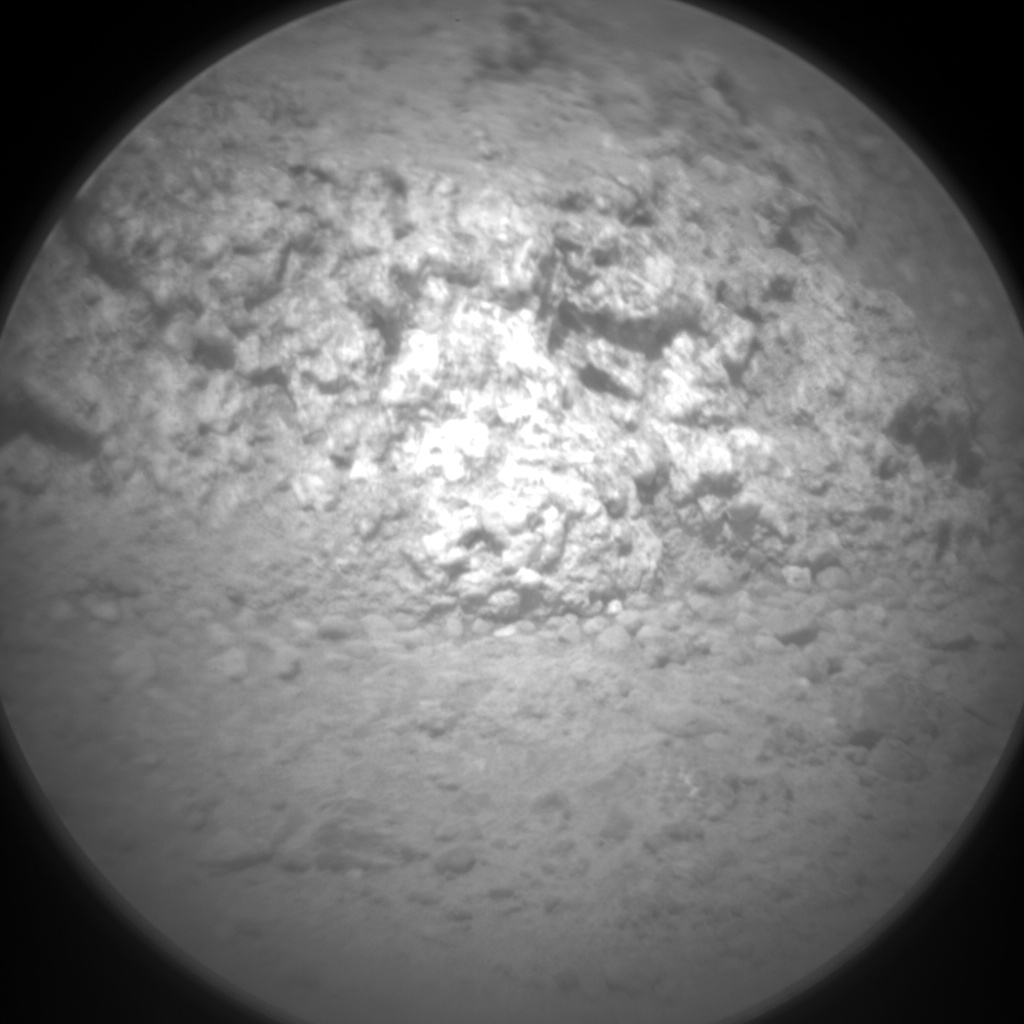 Nasa's Mars rover Curiosity acquired this image using its Chemistry & Camera (ChemCam) on Sol 358, at drive 748, site number 11