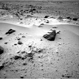 Nasa's Mars rover Curiosity acquired this image using its Right Navigation Camera on Sol 358, at drive 820, site number 11