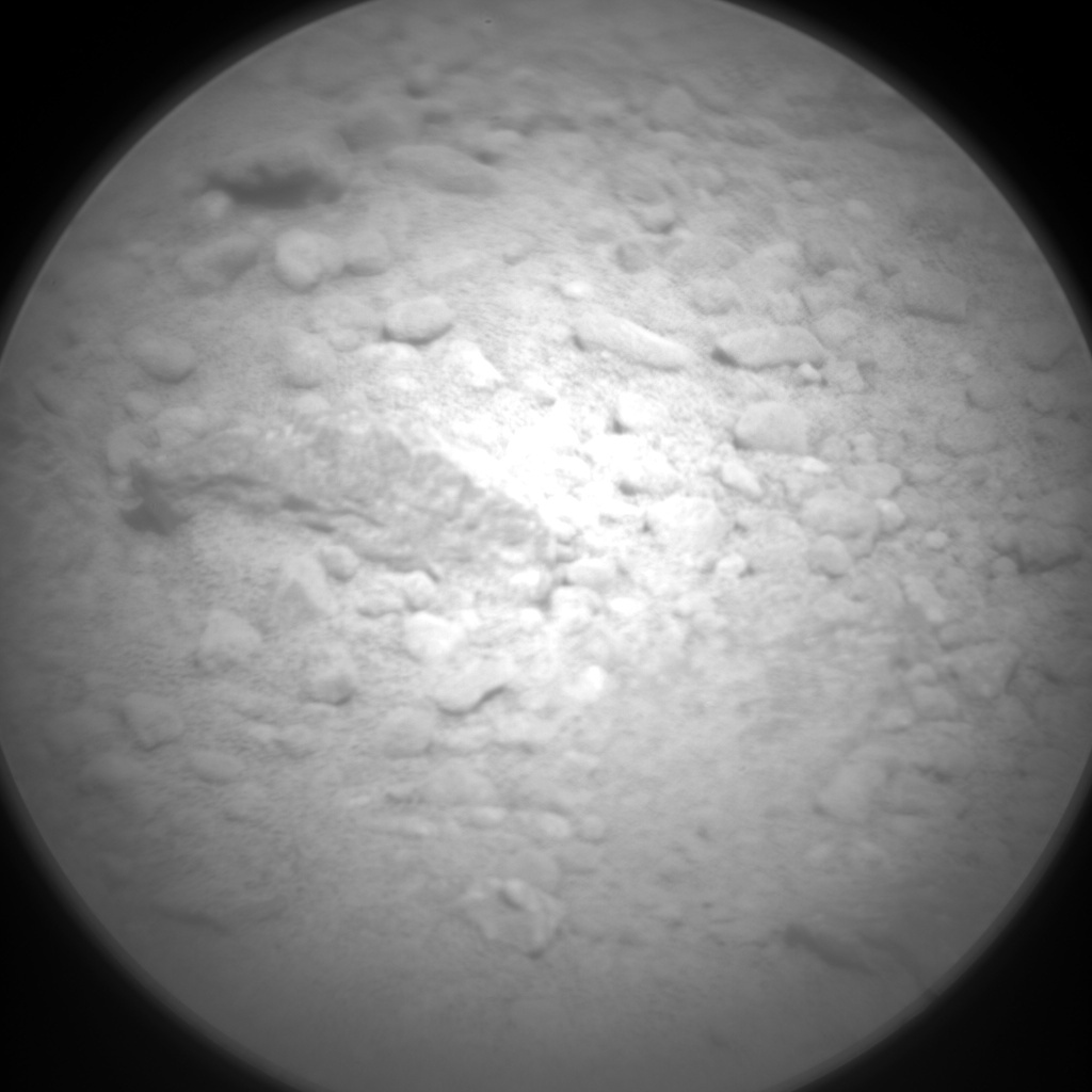 NASA's Mars rover Curiosity acquired this image using its Chemistry & Camera (ChemCam) on Sol 359