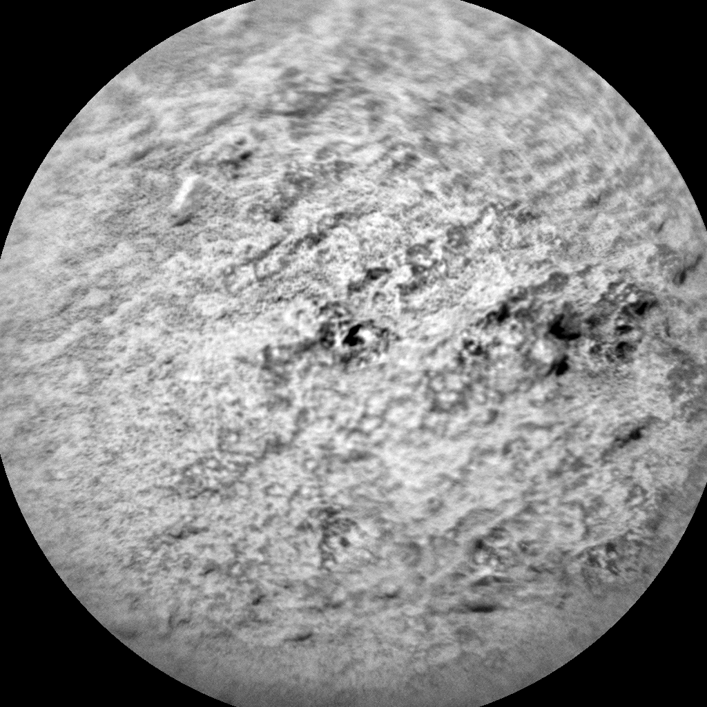 Nasa's Mars rover Curiosity acquired this image using its Chemistry & Camera (ChemCam) on Sol 360, at drive 0, site number 12