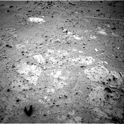 NASA's Mars rover Curiosity acquired this image using its Right Navigation Cameras (Navcams) on Sol 361