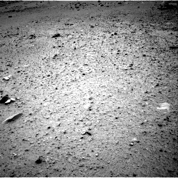 Nasa's Mars rover Curiosity acquired this image using its Right Navigation Camera on Sol 361, at drive 84, site number 12