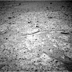 Nasa's Mars rover Curiosity acquired this image using its Right Navigation Camera on Sol 361, at drive 216, site number 12