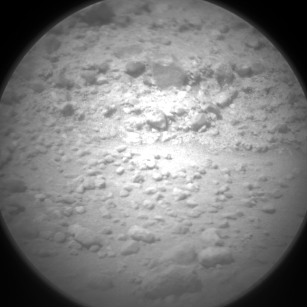 NASA's Mars rover Curiosity acquired this image using its Chemistry & Camera (ChemCam) on Sol 363