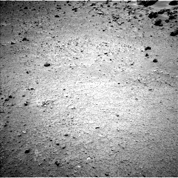 NASA's Mars rover Curiosity acquired this image using its Left Navigation Camera (Navcams) on Sol 363