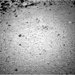 Nasa's Mars rover Curiosity acquired this image using its Right Navigation Camera on Sol 363, at drive 382, site number 12