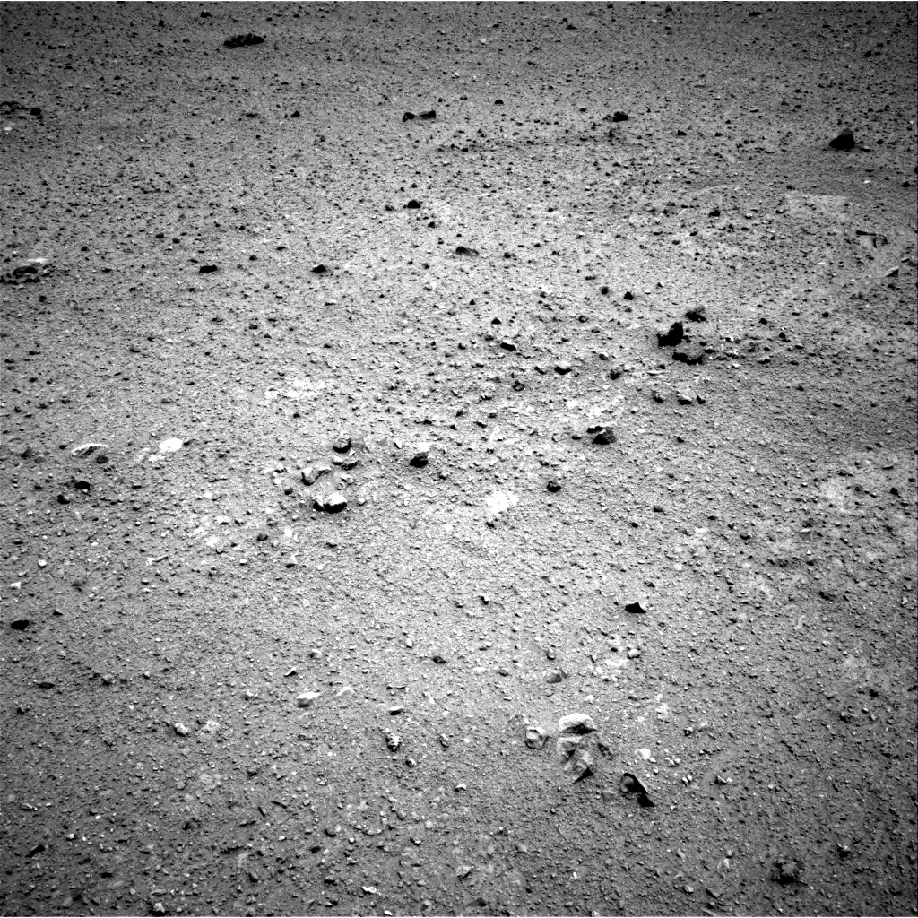 Nasa's Mars rover Curiosity acquired this image using its Right Navigation Camera on Sol 363, at drive 532, site number 12