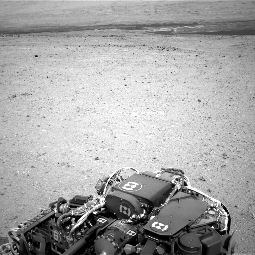 NASA's Mars rover Curiosity acquired this image using its Right Navigation Cameras (Navcams) on Sol 363