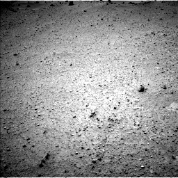 Nasa's Mars rover Curiosity acquired this image using its Left Navigation Camera on Sol 365, at drive 572, site number 12