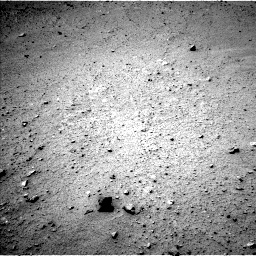 Nasa's Mars rover Curiosity acquired this image using its Left Navigation Camera on Sol 365, at drive 662, site number 12
