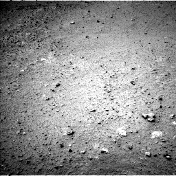 Nasa's Mars rover Curiosity acquired this image using its Left Navigation Camera on Sol 365, at drive 680, site number 12