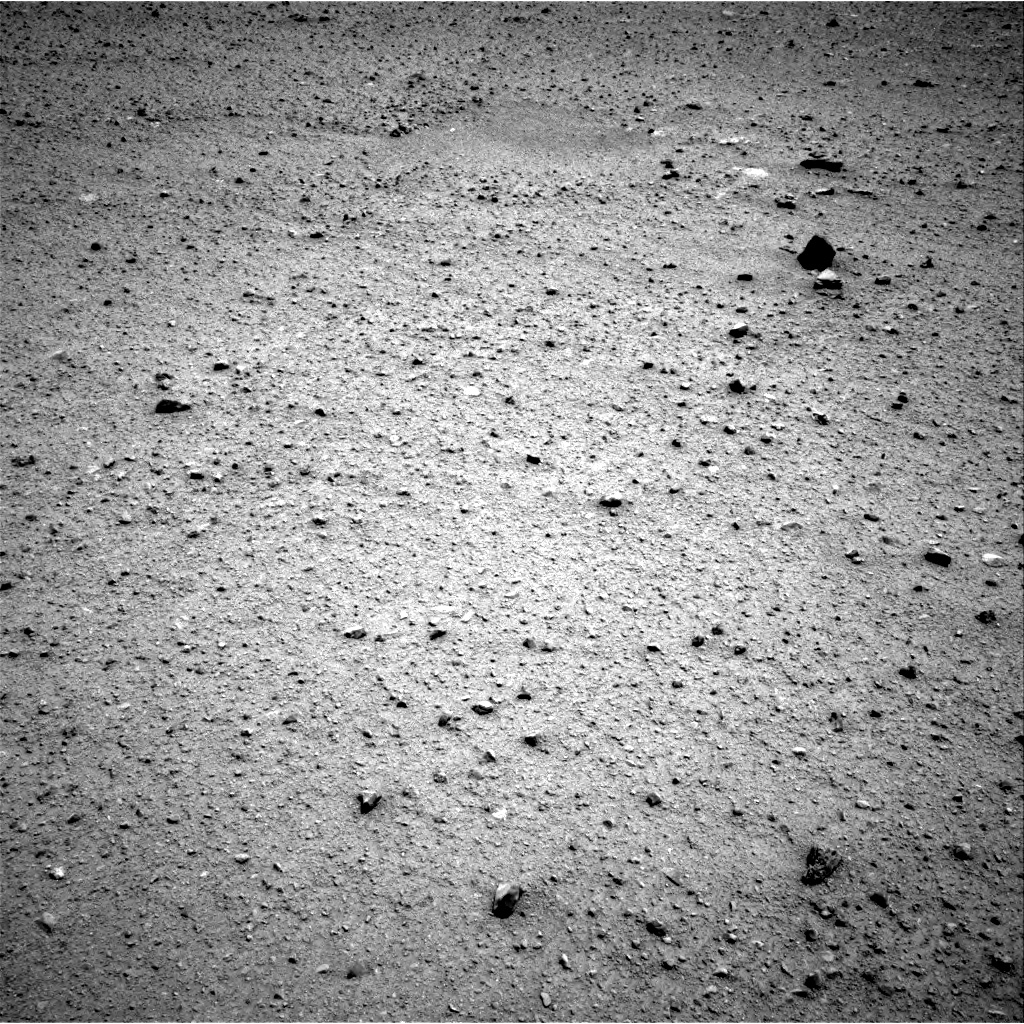 Nasa's Mars rover Curiosity acquired this image using its Right Navigation Camera on Sol 365, at drive 638, site number 12