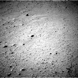 Nasa's Mars rover Curiosity acquired this image using its Right Navigation Camera on Sol 365, at drive 650, site number 12