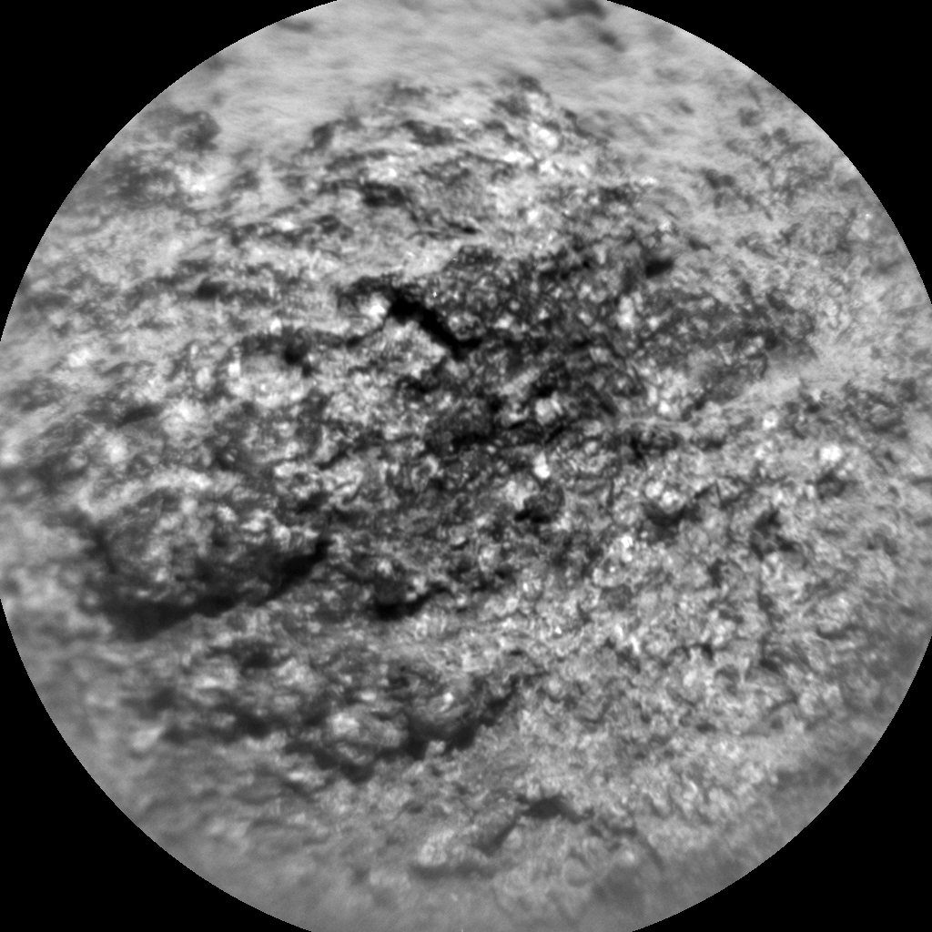 Nasa's Mars rover Curiosity acquired this image using its Chemistry & Camera (ChemCam) on Sol 365, at drive 560, site number 12