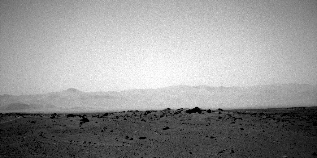 NASA's Mars rover Curiosity acquired this image using its Left Navigation Camera (Navcams) on Sol 368