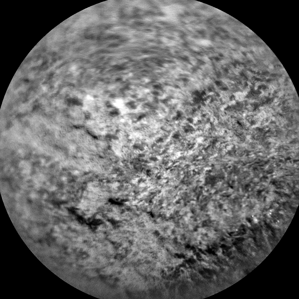 Nasa's Mars rover Curiosity acquired this image using its Chemistry & Camera (ChemCam) on Sol 368, at drive 690, site number 12