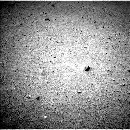 Nasa's Mars rover Curiosity acquired this image using its Left Navigation Camera on Sol 369, at drive 774, site number 12