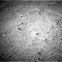 Nasa's Mars rover Curiosity acquired this image using its Left Navigation Camera on Sol 369, at drive 942, site number 12