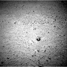 Nasa's Mars rover Curiosity acquired this image using its Right Navigation Camera on Sol 369, at drive 756, site number 12