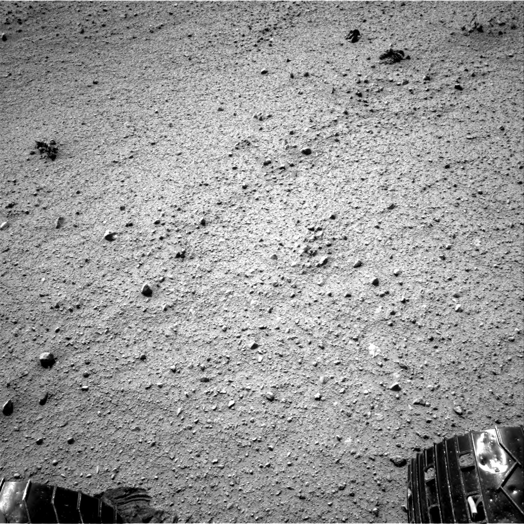 Nasa's Mars rover Curiosity acquired this image using its Right Navigation Camera on Sol 369, at drive 0, site number 13