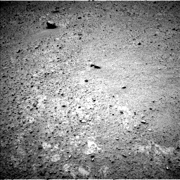 Nasa's Mars rover Curiosity acquired this image using its Left Navigation Camera on Sol 370, at drive 78, site number 13