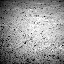 NASA's Mars rover Curiosity acquired this image using its Left Navigation Camera (Navcams) on Sol 370