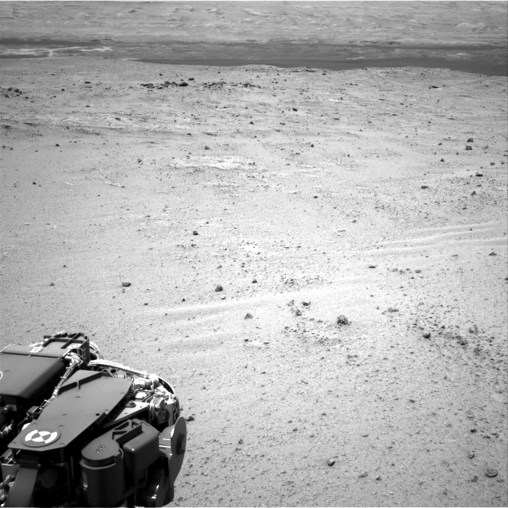 Nasa's Mars rover Curiosity acquired this image using its Right Navigation Camera on Sol 370, at drive 0, site number 13