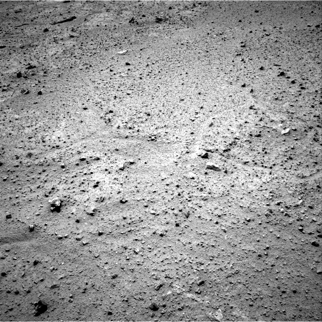 Nasa's Mars rover Curiosity acquired this image using its Right Navigation Camera on Sol 370, at drive 258, site number 13