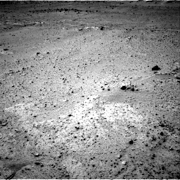 Nasa's Mars rover Curiosity acquired this image using its Right Navigation Camera on Sol 370, at drive 282, site number 13