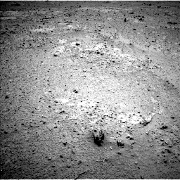 Nasa's Mars rover Curiosity acquired this image using its Left Navigation Camera on Sol 371, at drive 334, site number 13