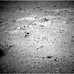 Nasa's Mars rover Curiosity acquired this image using its Left Navigation Camera on Sol 371, at drive 376, site number 13