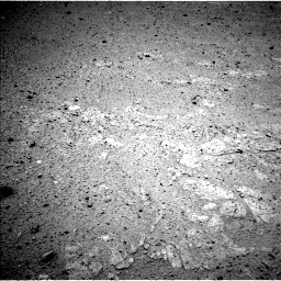 Nasa's Mars rover Curiosity acquired this image using its Left Navigation Camera on Sol 371, at drive 466, site number 13