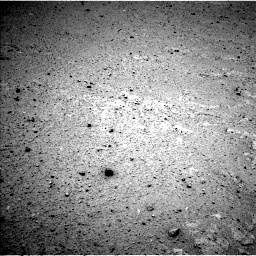 NASA's Mars rover Curiosity acquired this image using its Left Navigation Camera (Navcams) on Sol 371