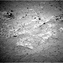 Nasa's Mars rover Curiosity acquired this image using its Left Navigation Camera on Sol 371, at drive 646, site number 13