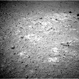 Nasa's Mars rover Curiosity acquired this image using its Left Navigation Camera on Sol 371, at drive 670, site number 13