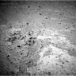 Nasa's Mars rover Curiosity acquired this image using its Left Navigation Camera on Sol 371, at drive 778, site number 13