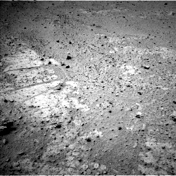 Nasa's Mars rover Curiosity acquired this image using its Left Navigation Camera on Sol 371, at drive 814, site number 13