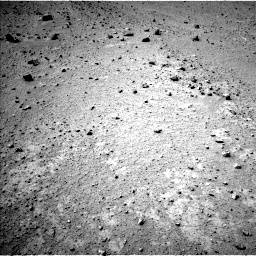 Nasa's Mars rover Curiosity acquired this image using its Left Navigation Camera on Sol 371, at drive 880, site number 13