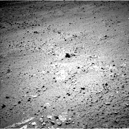 Nasa's Mars rover Curiosity acquired this image using its Left Navigation Camera on Sol 371, at drive 952, site number 13