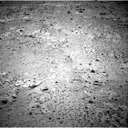 Nasa's Mars rover Curiosity acquired this image using its Right Navigation Camera on Sol 371, at drive 328, site number 13