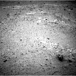 Nasa's Mars rover Curiosity acquired this image using its Right Navigation Camera on Sol 371, at drive 340, site number 13